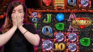 DIAMONDS! – SUPER MEGA large WIN ON BONANZA (large Time Gaming)