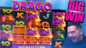 DRAGO Jewels of Fortune large WIN! roman Pragmatic Slot!