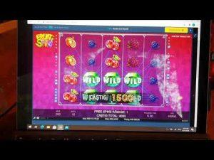 Fruiti Spin Vlad casino bonus 40 lei bet,speciale + Final large WIN