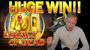HUGE WIN!! LEGACY OF DEAD large WIN –  casino bonus slot from Casinodaddy LIVE current