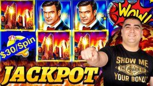 High bound Lock It Link Slot Machine HANDPAY JACKPOT | Huff N Puff Slot Machine HUGE WIN | component subdivision-1