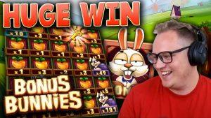 Ogromna pobjeda na Bonus Bunnies utoru