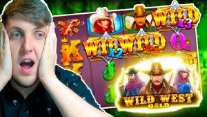 I tried WILD westward Au in addition to got a HUGE CASHOUT (wow large win !)