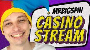 LIVE casino bonus flow, BONUS BUYS SLOTS large WINS with MRBIGSPIN