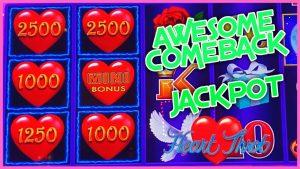 Lightning Link ticker Throb JACKPOT HANDPAY ⚡️HIGH boundary $25 MAX BET Bonus circular Slot Machine casino bonus