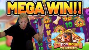 MEGA WIN!!!! Canis familiaris HOUSE 2 MEGAWAYS large WIN – EXCLUSIVE casino bonus Slot from Casinodaddy LIVE current