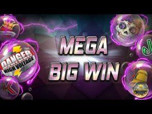 MEGA large WIN BEI DANGER HIGHVOLTAGE (BTG) – 2€ EINSATZ!