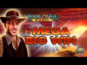 MEGA large WIN BEI volume OF RA MAGIC (NOVOMATIC/GREENTUBE) – 5€ EINSATZ!