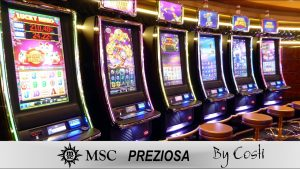 MSC PREZIOSA portion 2 casino bonus large Win yesteryear Costi