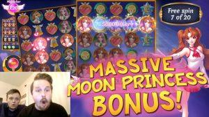 Massive satelite Princess win!