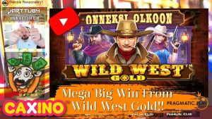 Mega large Win From Wild westward Au!!