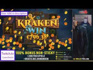 Mega menang di SIARKAN KRAKEN Pragmatic Play 5 besar kemenangan slot bonus kasino dalam