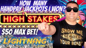 OMG How Many Handpay Jackpots I Won On High boundary Lightning Link Slot Machine – High boundary Slot Play