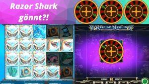 Razor Shark large Win! Reißt es unsere Balance wieder nach oben?! Online casino bonus Deutsch (2020)