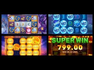 SLOTS current 4 Machines à Sous Tenter les large/Super/Mega Win