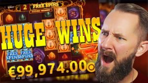 STREAMERS BIGGEST WINS – DRAGON'S flaming SLOT – HUGE X5000 WIN – ONLINE POKIES COMPILATION