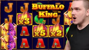 SUPER MEGA large WIN ON BUFFALO manly somebody monarch (Pragmatic Play)