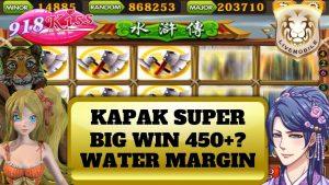 SUPER nui WIN H2O Margin    918Kiss [Hōʻea mua Rugi!]