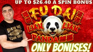 Slot Machine Bonuses & large Wins With unloose Play | High bound Slot Machine Bonus Win- Great Session