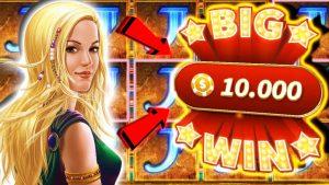 Slotpark – MAX BET large WINS! – Online casino bonus & unloosen Slot Machine Money