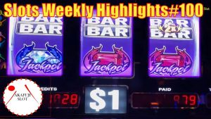 Slots Weekly Highlights#100 for You who are busy★large Win – High boundary Blazin Gems Slot 赤富士スロット あかふじ