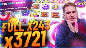 Streamer Ultra win x3721 na Euphoria - Top 5 velikih dobitaka u utoru za bonus casino