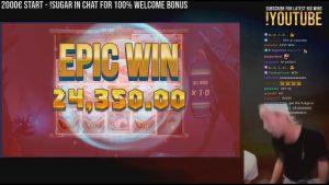 Streamer mega win 31 € op Razor Shark Top 000 grote winsten inkomende casino bonus slot