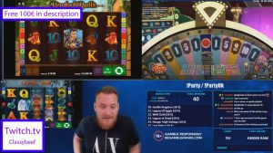 Streamer novel Mega win x1600 on Crazy Time   Top 5 large wins inwards casino bonus slot