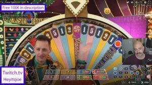 Crazy Time Top 100-ning yirik kazino ichidagi kazino bonus uyasida 000 5 evro-lenta yutadi