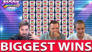 Streamers Biggest Wins # 69 WIN inward Jammin Jars – SPintwix RIpnPip