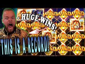 Streamers – ClassyBeef! HUGE WIN! BIGGEST WINS OF THE calendar week! casino bonus Slots! #13