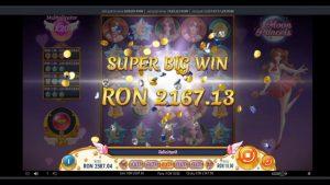 Super large Win la Luna Princess play'n GO! #slot #casino bonus 🎰