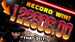 TOP 5 MEGA WINS inward TOMBSTONE SLOT ★ ROSHTEIN 122.000€ tape WIN ONLINE casino bonus