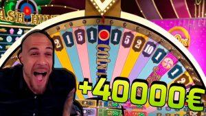 أكبر 5 شركات بث أكبر فوز يفوز ★ + 40000 يورو