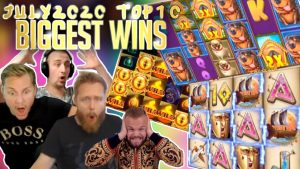 Top 10 Biggest Slot Wins component 2 I July 2020 #31