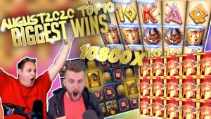 Top 10 Biggest Slot Wins component subdivision 2 I August 2020 #32