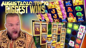 Top 10 Biggest Slot Wins portion 1 I August 2020 #32