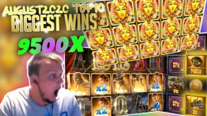 Top 10 Biggest Slot Wins portion 2 I August 2020 #33