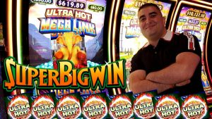 Ultra Hot MEGA Link Slot Machine HUGE WIN – $20 Max Bet | Got A large Money During Bonus | SE-3 | EP-6