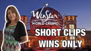 🍀💰WINSTAR WORLD casino bonus & RESORT-large WINS small CLIPS☘️💰