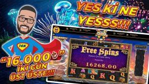 YİNE 16.000TL 😱😱 Pirate Kingdom Megaways large Win – casino bonus Cio