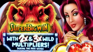 appear AT THOSE MULTIPLIERS! SUPER large WIN MAMMOTH powerfulness SLOT MACHINE