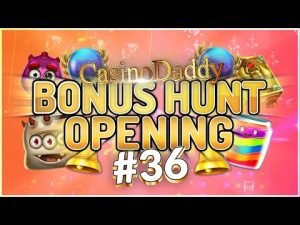 large WIN!!!! €8500 Bonus Hunt – casino bonus Bonus opening from Casinodaddy LIVE current #36
