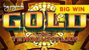 large WIN! Au of Tenochtitlan Slot – rattling COOL BONUS!