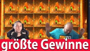large WIN – TAZINO, SLOTSWOLF | Deutsch Streamers Biggest Wins #10