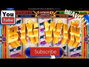 large WIN on Reelin N' Rockin | Chumba casino bonus