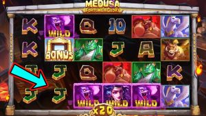 👑 large Win Medusa Fortune & Glory 💰 (Yggdrasil & Dreamtech Gaming).