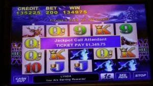 large Win manus pay on bonus circular @ Tulalip casino bonus