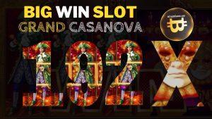 large Win x192 Grand Casanova Amatic casino bonus Online Slot