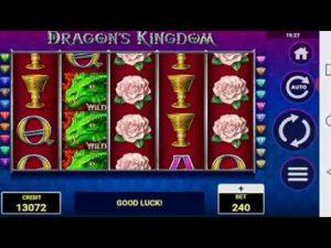 large win casino bonus dragons kingdom